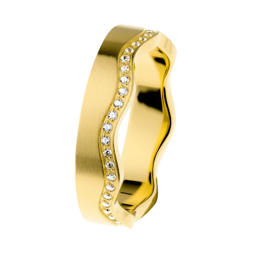 evia Wellenring Ring R554